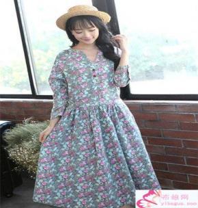 女春秋连衣裙搭配长袖_潮流时尚连衣裙让你尽显淑女风!