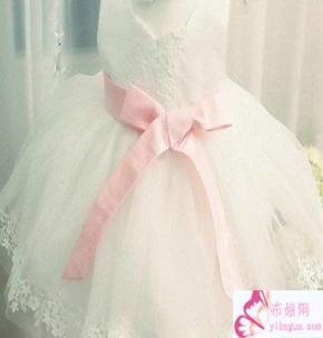如何搭配儿童公主裙 连衣裙夏装礼服 只需4个步骤