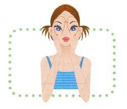 减肥:瘦脸5个小动作 2周必见效