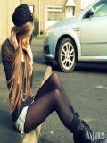 潮人性感高跟黑丝袜搭配 极度肉丝袜美女诱惑视频挡不住