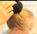 花式丸子头的扎法视频 成青春无敌万人迷