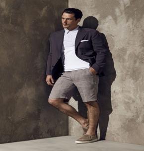 休闲与优雅的结合 Brunello Cucinelli   2017春夏男装系列